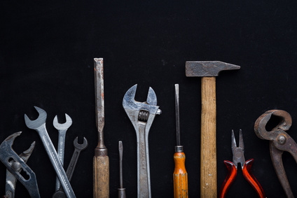 Gewächshaus Werkzeug